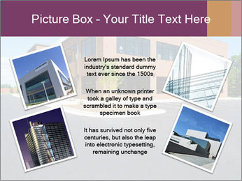 Office building PowerPoint Template - Slide 24