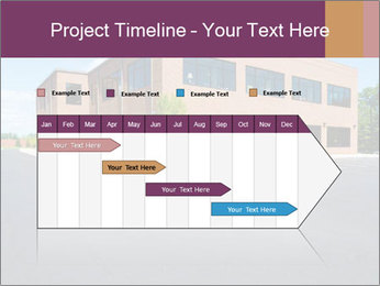 Office building PowerPoint Template - Slide 25