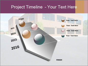Office building PowerPoint Template - Slide 26