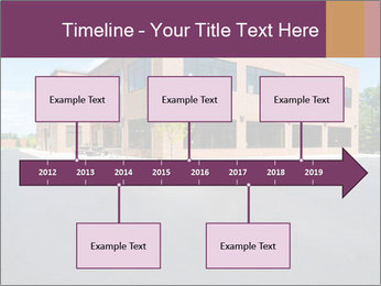 Office building PowerPoint Template - Slide 28