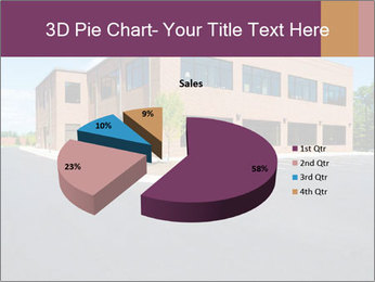 Office building PowerPoint Template - Slide 35
