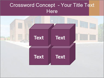 Office building PowerPoint Template - Slide 39