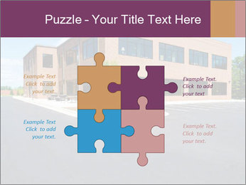 Office building PowerPoint Template - Slide 43