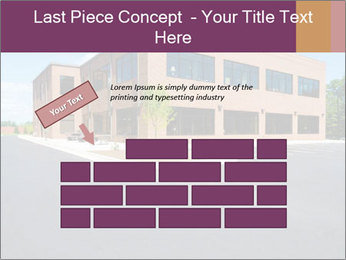 Office building PowerPoint Template - Slide 46