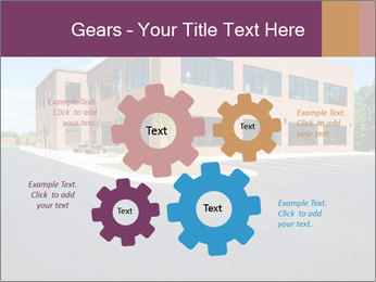 Office building PowerPoint Template - Slide 47