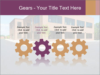 Office building PowerPoint Template - Slide 48