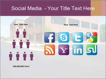 Office building PowerPoint Template - Slide 5
