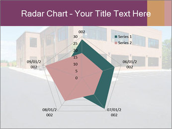 Office building PowerPoint Template - Slide 51
