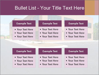 Office building PowerPoint Template - Slide 56