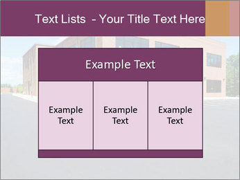 Office building PowerPoint Template - Slide 59