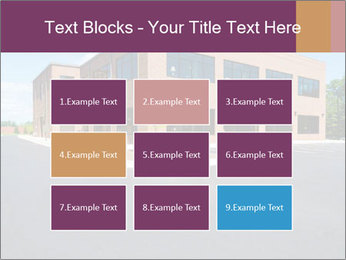 Office building PowerPoint Template - Slide 68