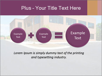 Office building PowerPoint Template - Slide 75