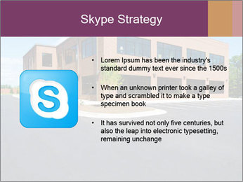 Office building PowerPoint Template - Slide 8