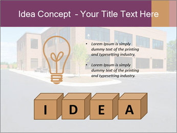 Office building PowerPoint Template - Slide 80