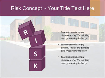 Office building PowerPoint Template - Slide 81