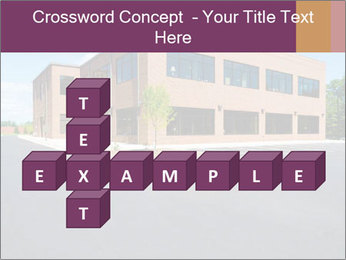 Office building PowerPoint Template - Slide 82