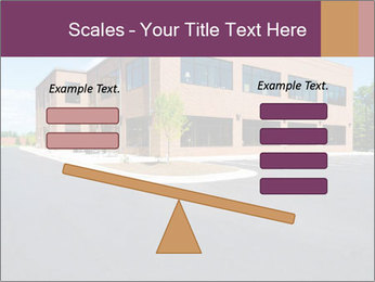 Office building PowerPoint Template - Slide 89