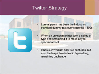 Office building PowerPoint Template - Slide 9