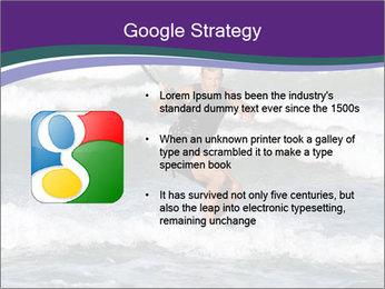 Kite surfer PowerPoint Template - Slide 10
