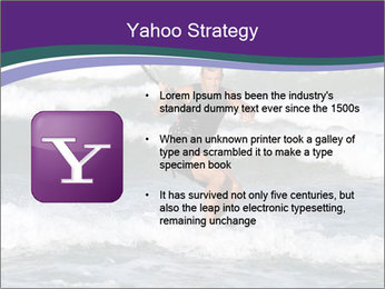 Kite surfer PowerPoint Template - Slide 11