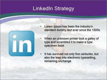 Kite surfer PowerPoint Template - Slide 12