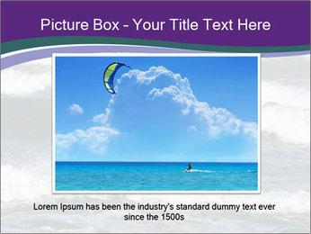 Kite surfer PowerPoint Template - Slide 16