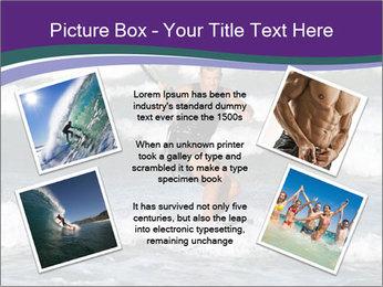 Kite surfer PowerPoint Template - Slide 24