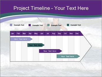 Kite surfer PowerPoint Template - Slide 25