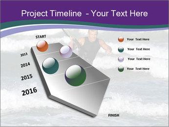 Kite surfer PowerPoint Template - Slide 26