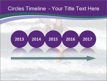 Kite surfer PowerPoint Template - Slide 29