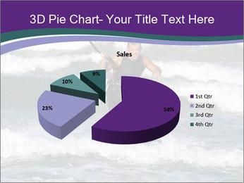 Kite surfer PowerPoint Template - Slide 35