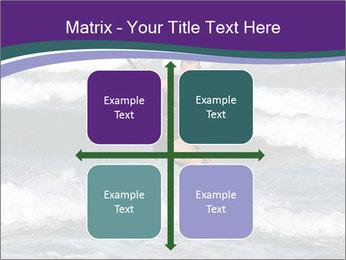 Kite surfer PowerPoint Template - Slide 37