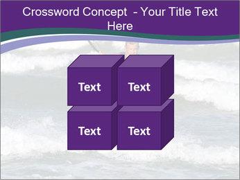 Kite surfer PowerPoint Template - Slide 39