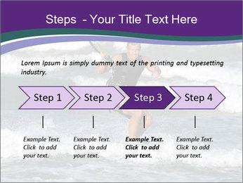 Kite surfer PowerPoint Template - Slide 4