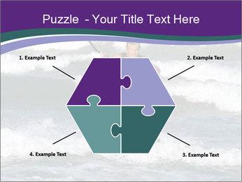 Kite surfer PowerPoint Template - Slide 40