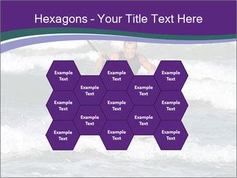 Kite surfer PowerPoint Template - Slide 44