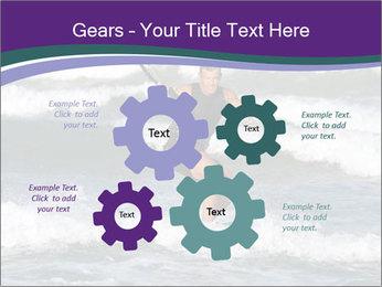 Kite surfer PowerPoint Template - Slide 47