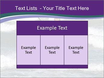 Kite surfer PowerPoint Template - Slide 59
