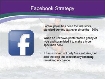 Kite surfer PowerPoint Template - Slide 6