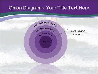Kite surfer PowerPoint Template - Slide 61
