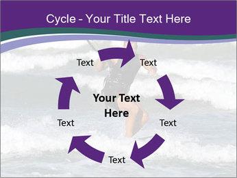 Kite surfer PowerPoint Template - Slide 62