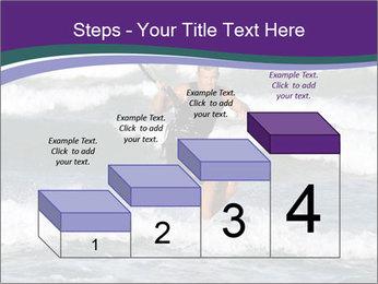 Kite surfer PowerPoint Template - Slide 64
