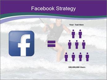 Kite surfer PowerPoint Template - Slide 7