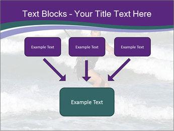 Kite surfer PowerPoint Template - Slide 70