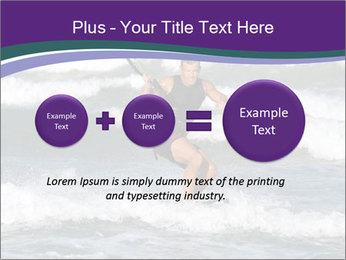 Kite surfer PowerPoint Template - Slide 75