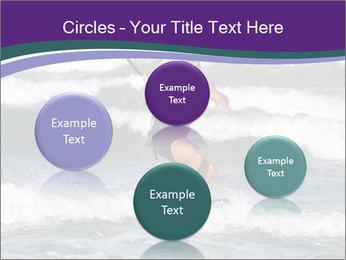 Kite surfer PowerPoint Template - Slide 77