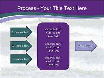 Kite surfer PowerPoint Template - Slide 85