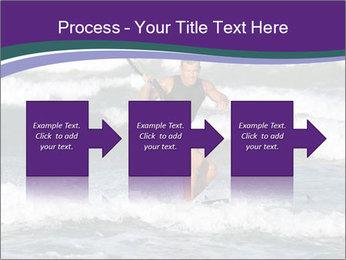 Kite surfer PowerPoint Template - Slide 88