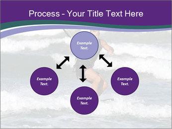 Kite surfer PowerPoint Template - Slide 91
