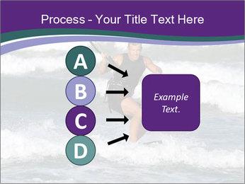 Kite surfer PowerPoint Template - Slide 94